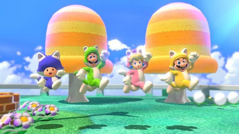 Série Super Mario - A Timeline Completa (Parte 2: Mudança, Espaço e Hobbies)