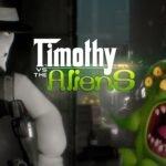 Timothy vs. The Aliens: plataforma e ação em mundo aberto chega ao Switch em julho