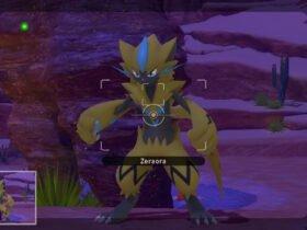 [Guia] New Pokémon Snap - Ache e fotografe Zeraora