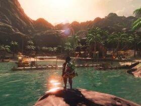 Fã cria mod para The Legend of Zelda: Breath of The Wild rodando em 8K e com ray-tracing