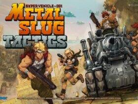 Metal Slug Tactics chega ao Nintendo Switch em 2022