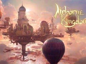 Airborne Kingdom: simulador de cidade nas alturas chega ao Switch em novembro
