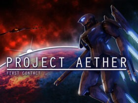 Project AETHER: First Contact: shooter rítmico chega ao Switch em agosto