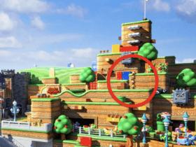 Torre de Goomba do Super Nintendo World cai e investigação é iniciada