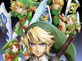Exposição artística de The Legend of Zelda abre no Japão em setembro