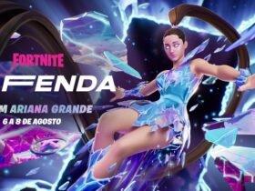 Fortnite confirma show de Ariana Grande no evento Turnê da Fenda