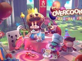 Overcooked! celebra cinco anos com conteúdo adicional grátis