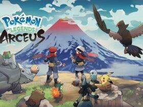 Pokémon Legends: Arceus não será totalmente mundo aberto, afirma Pokémon Company