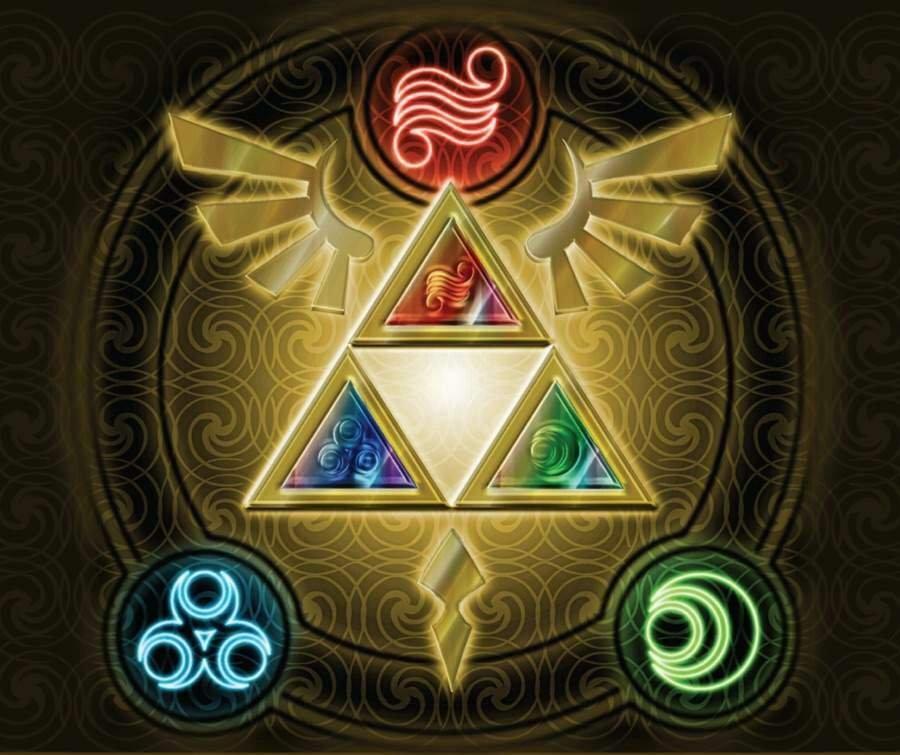 Zelda - Mitologia & Inspirações