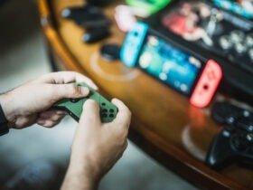 Uma nova era de controles para o Nintendo Switch