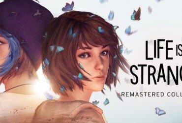 Life is Strange: Remastered Collection ganha data de lançamento para 2022