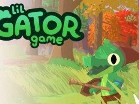 Lil Gator Game: jogo de aventura da Playtonic chega ao Switch em 2022
