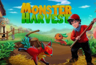 Monster Harvest - Quando o universo Pokémon se encontra com Stardew Valley!