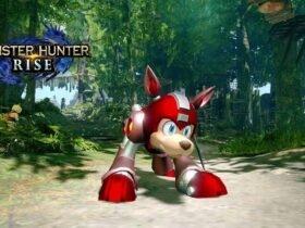 Transforme seu Palamute em Rush na última colaboração de Monster Hunter Rise com Mega Man