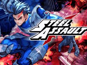Steel Assault - Nostalgia retrô e frenética
