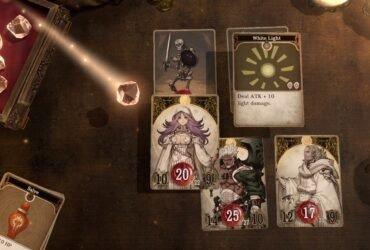 Nintendo Direct: novo RPG Voice of Cards: The Isle Dragon Roars chega ao Switch em Outubro