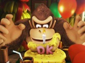 A franquia Donkey Kong vendeu 65 milhões de cópias até março de 2021