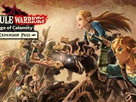 DlC de Hyrule Warriors: Age of Calamity será apresentada na TGS 2021