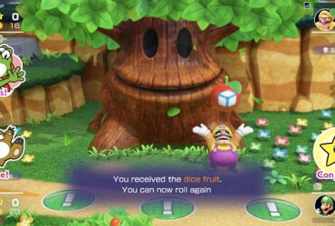 Nintendo Direct: mais tabuleiros de Mario Party Superstars revelados