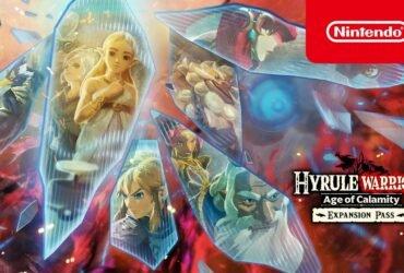 Nintendo Direct: segunda parte da DLC de Hyrule Warriors: Age of Calamity chega em outubro