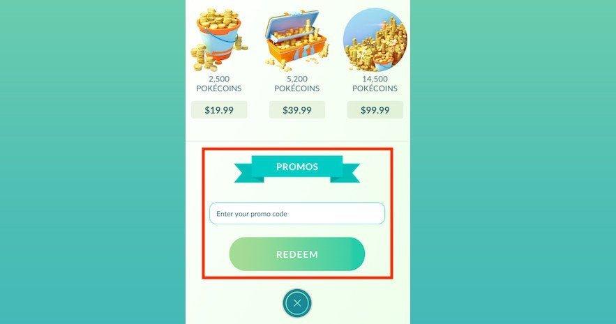Pokémon GO: códigos promocionais válidos até setembro de 2021