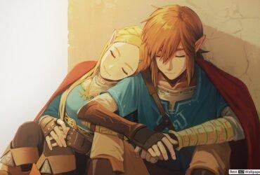 Link e Zelda
