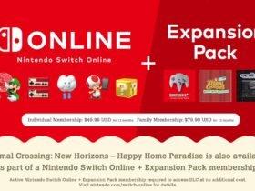 Nintendo anuncia data de lançamento e valores do pacote de expansão do Switch Online