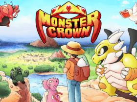 Monster Crown - Será que dá para capturar todos?