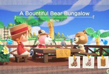 Animal Crossing: New Horizons ganha atualização grátis e paga recheadas de conteúdo
