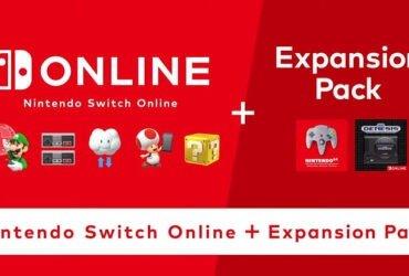 Anúncio de valores da expansão do Nintendo Switch Online causa repercussão negativa entre os fãs